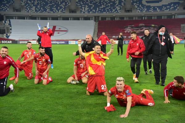 Sa do të përfitojnë lojtarët e stafi i Maqedonisë për kualifikim?