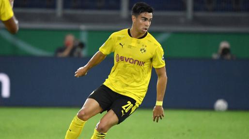 Reinier qëndron në Dortmund