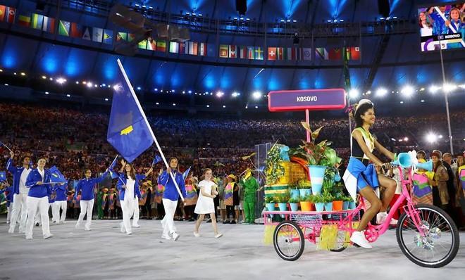 Orari i olimpistëve të Kosovës