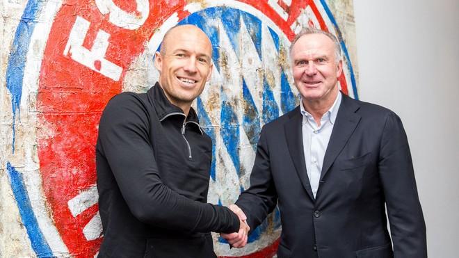 Robben vazhdon me Bayernin