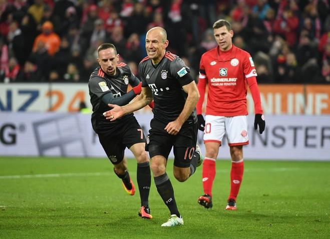 Bayerni rikthehet në krye