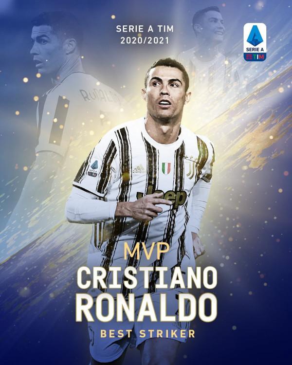 Ronaldo, sulmuesi më i mirë në Serie A