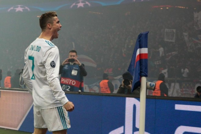 Fiton edhe në Francë, Reali eliminon Parisin