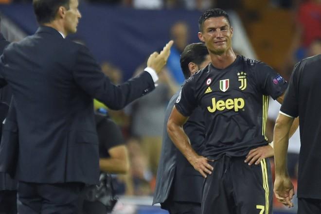 Dënim minimal për Cristiano Ronaldon