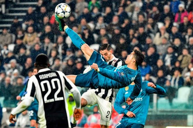 I zakonshmi Ronaldo, Reali pranë gjysmëfinales