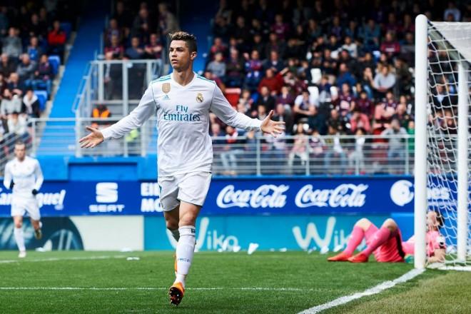 Ronaldo vazhdon me gola, Reali fiton