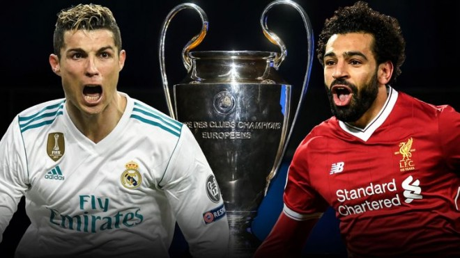 Real Madrid vs. Liverpool, formacionet startuese