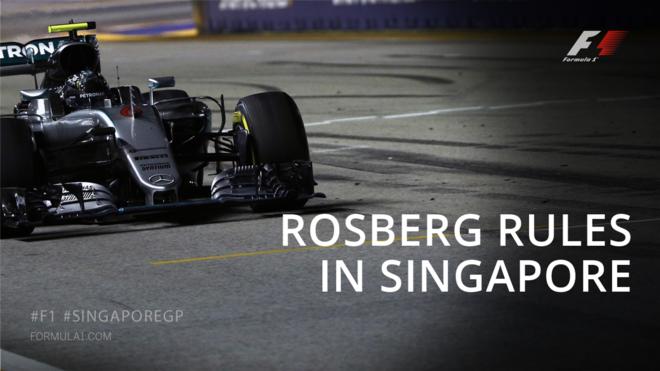 Rosberg triumfon dhe merr kryesimin e përgjithshëm