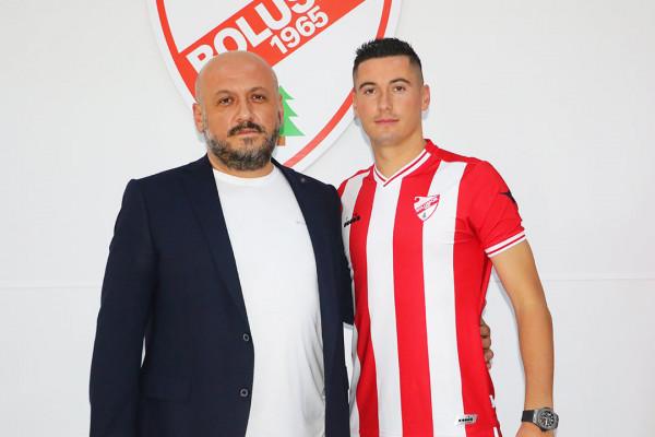 Odise Roshi në ligën e dytë turke