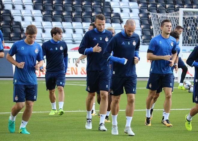 Edhe Rrahmani në Play-Off me Dinamon