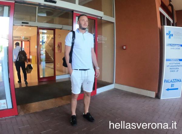 Rrahmani arrin në Itali për teste mjekësore