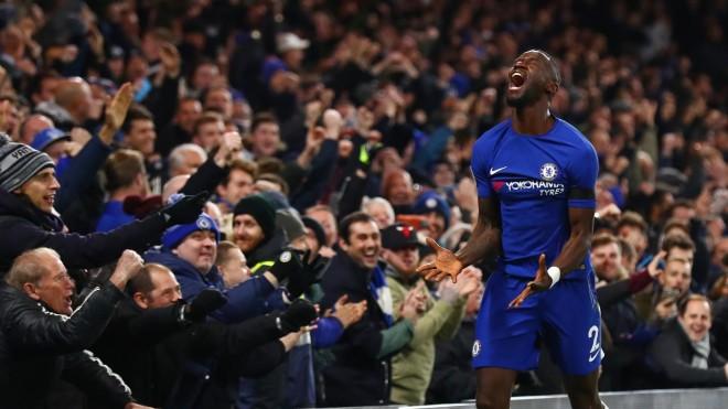 Goli i parë për Chelsean dhe tre pikë