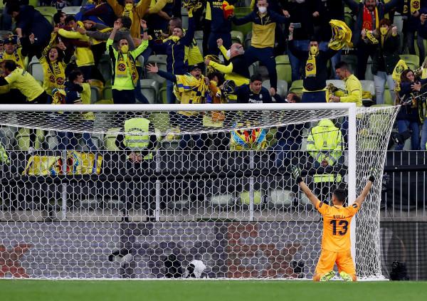 Notat e futbollistëve: Villarreal - Man Utd
