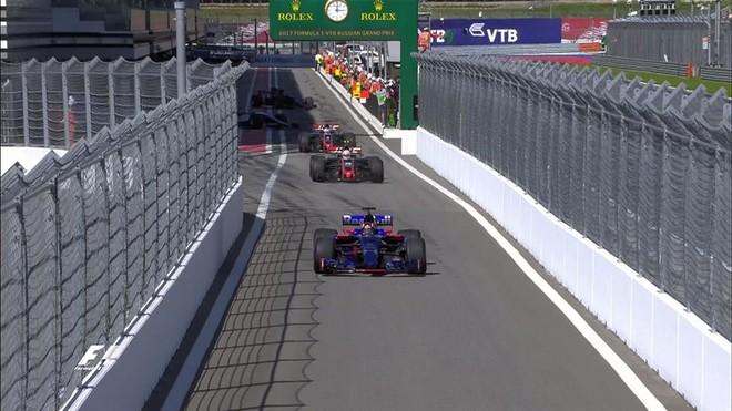 Ferrari merr rendin e parë në Rusi