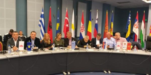 Kosova dhe Shqipëria anëtare të reja të Asociacionit të Gazetarëve Sportivë të Evropës Juglindore