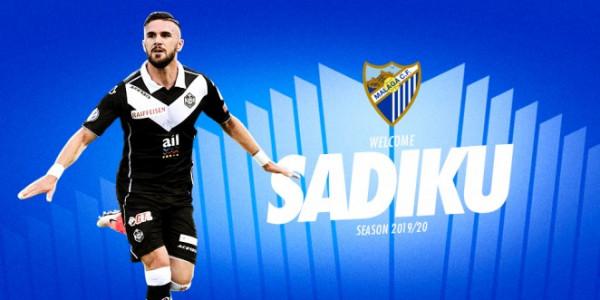 Armando Sadiku në Segunda Div.