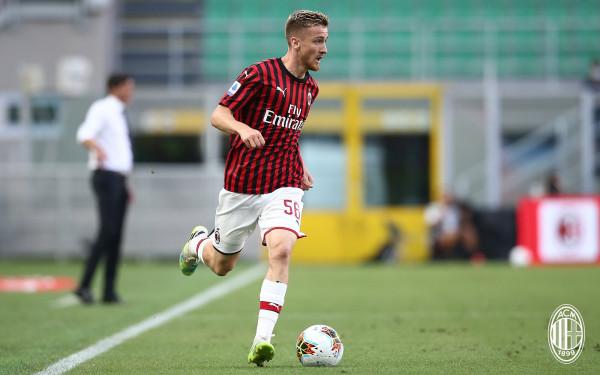 Milan nxjerr pikë në fund ndaj të parafundit