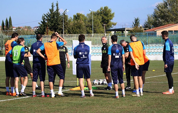 Përgatitjet për Slloveni vazhdojnë, s'ka të lënduar