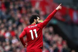 Salah hyn në histori të ekipit