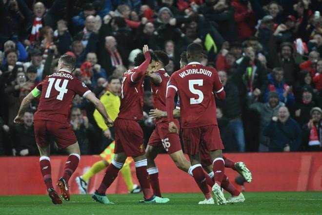 Përkundër shkëlqimit të Liverpoolit, vendoset në Romë
