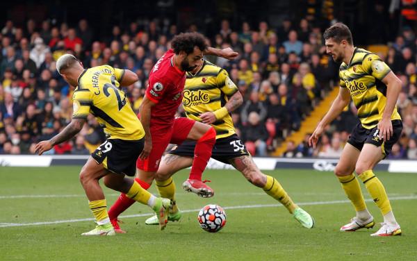 """Liverpool shkëlqen për t'ia bërë debutimin """"zi"""" Ranierit"""