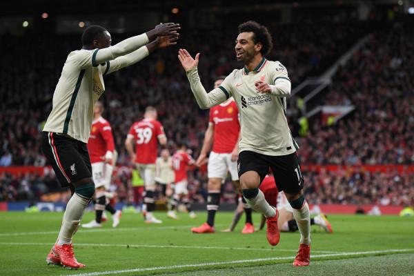 """Super Liverpool, shkollon Unitedin në """"Old Trafford"""""""