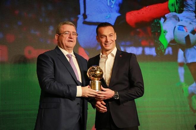 Hamdi Salihi, lojtar i vitit
