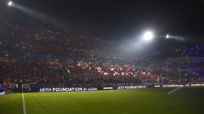 Sevilla vs. Manchester United, formacionet startuese