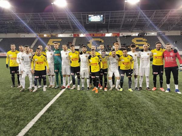 4 shqiptarë aktivizohen te ndeshja Schaffhausen - Thun