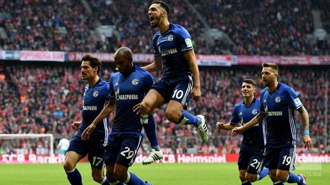 Schalke ndal hovin e Bayernit
