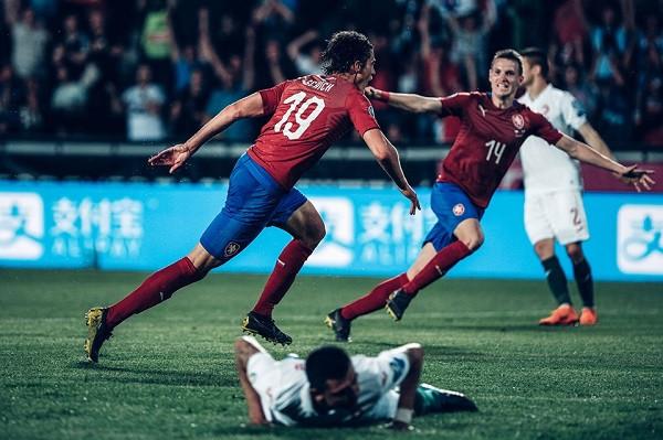 Njeriu-gol i Çekisë dhe debutuesi i Bullgarisë