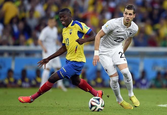 Milan dhe Inter në kërkim të ekuadorianit