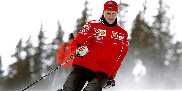 Todt shikoi garën F1 me Schumacherin
