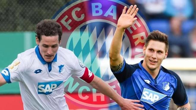 Bayerni transferon dyshen e Hoffenheimit