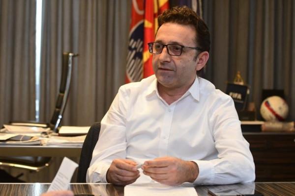 Sejdini: Maqedonia V. - Kosova do të luhet, qoftë edhe pa tifozë