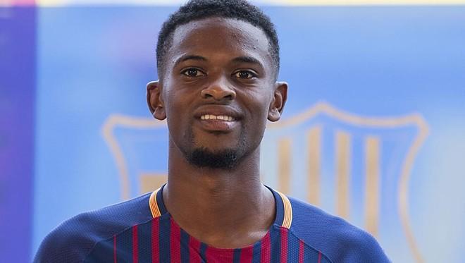 Nelson Semedo te Barcelona