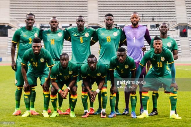 Senegali - luanët e karakterizuar nga shpejtësia