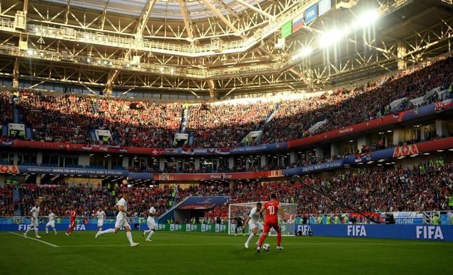 Kosova shpëton Zvicrën, Shaqiri-Xhaka gol, mposhet Serbia