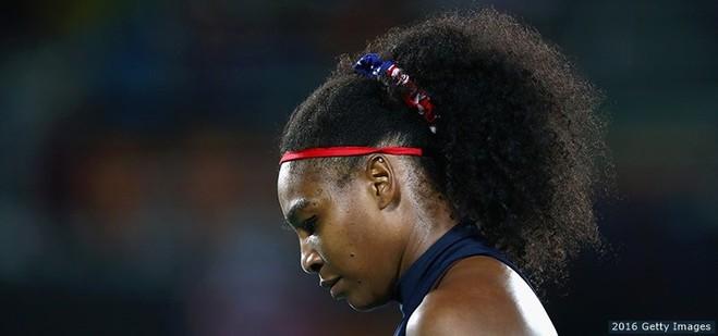 Serena zhgënjen Amerikën