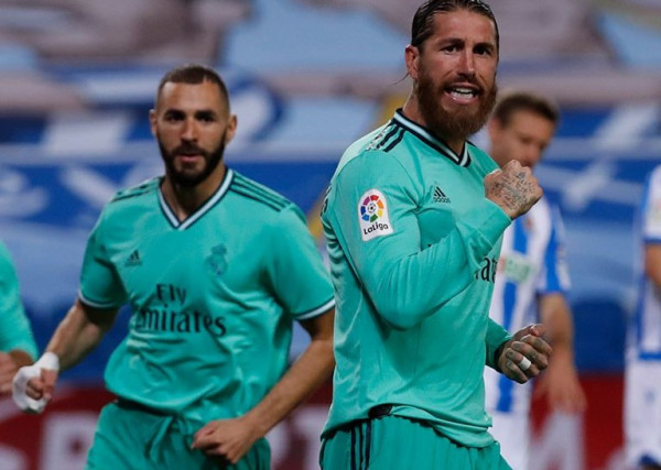 Real Madridi lider i ri i LaLigas