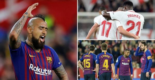 Boateng debuton, Barcelona mposhtet