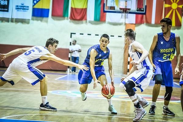Kosova U16 arrin fitoren e parë