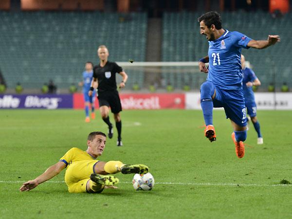 Kosova vs. Azerbajxhani, notat e lojtarëve