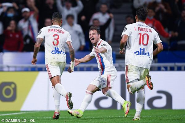 Goli i Shaqirit, shpresë për Lyonin