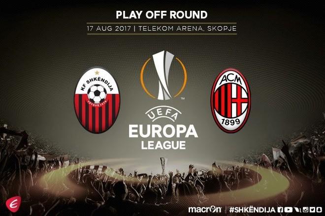 Konfirmohet stadiumi për ndeshjen Shkëndija - Milan