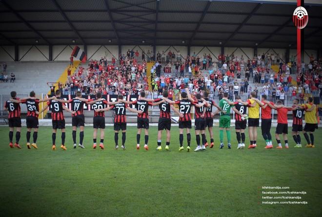 Shkëndija në finale të Kupës, e pret Pelisteri
