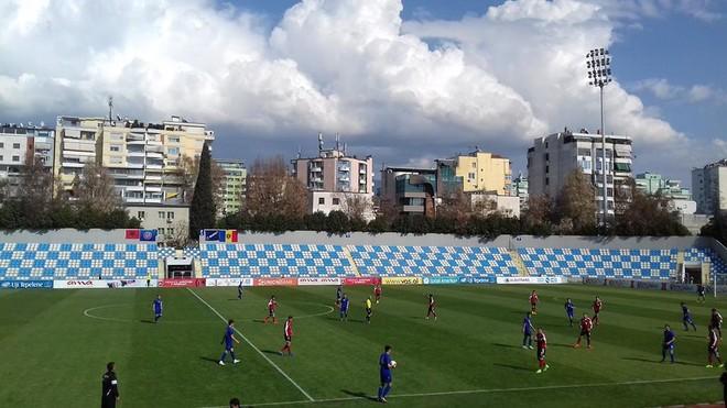 Shqipëria mposht Moldavinë në ndeshjen e dytë
