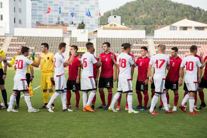 Pa fitues mes Shqipërisë e Bjellorusisë U21