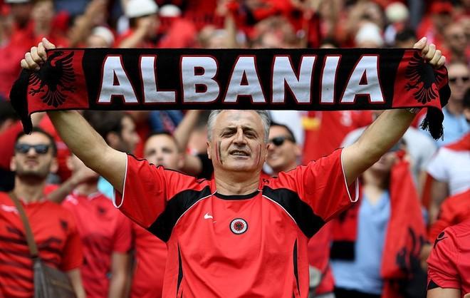 Formacionet zyrtare: Francë-Shqipëri