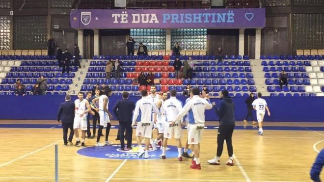 20-0, Prishtina vazhdon serinë